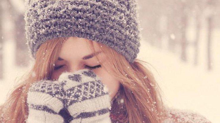 Холод по всему телу и головокружение