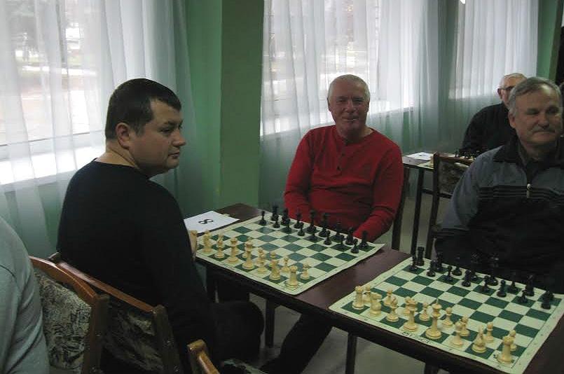 Павлоград_швидкі шахи