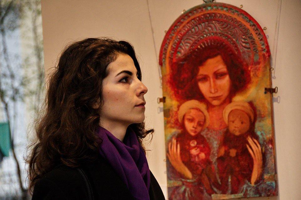 виставка митців