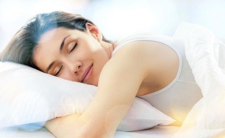 сон женщина