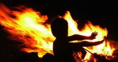 пожежа діти