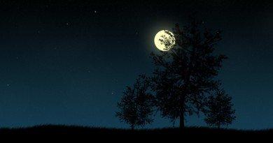 Рожевий місяць