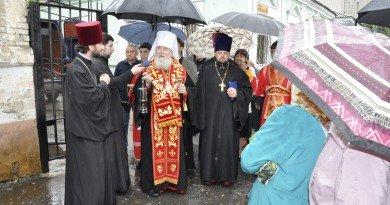 Освячення митрополитом Іринеєм будівлі ДКЦ_1