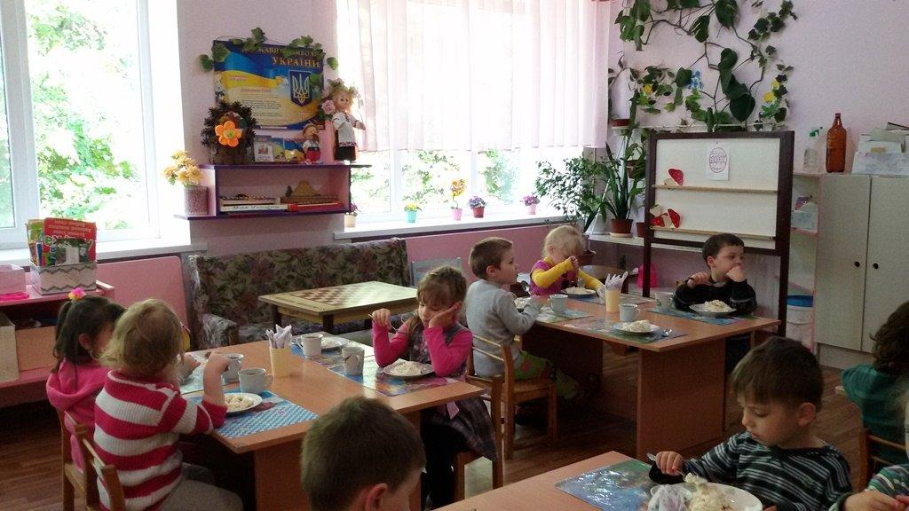 """детсадик """"Ручеек"""" город Марганец"""