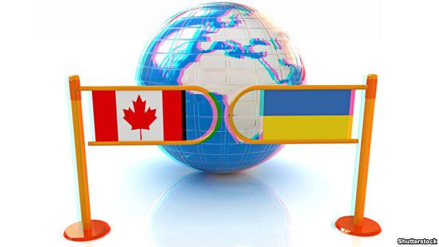 украина канада