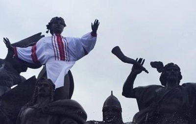 Памятник Лыбеди