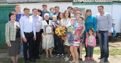 Гліб Пригунов та багатодітна родина