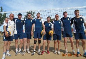 нікополь турнір волейбол