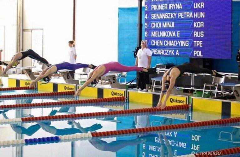 Чемпионат мира по плаванью в ластах