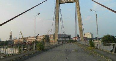 моста