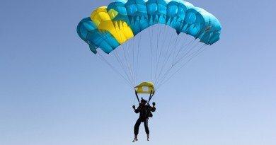парашутиста