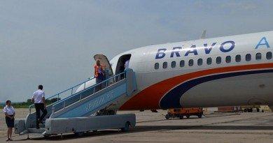 самолет из Кривого Рога
