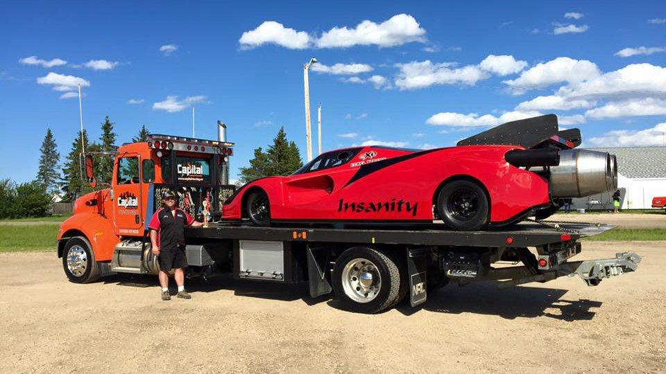 Ferrari из Канады