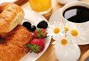 завтрака