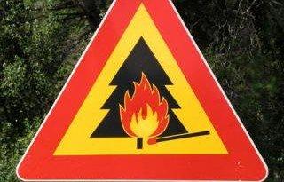 пожежна небезпечність