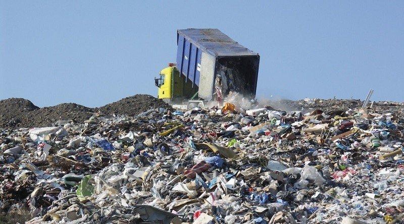 мусорная свалка