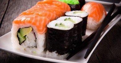 Как сделать рис для суши рассыпчатым, а не размазню