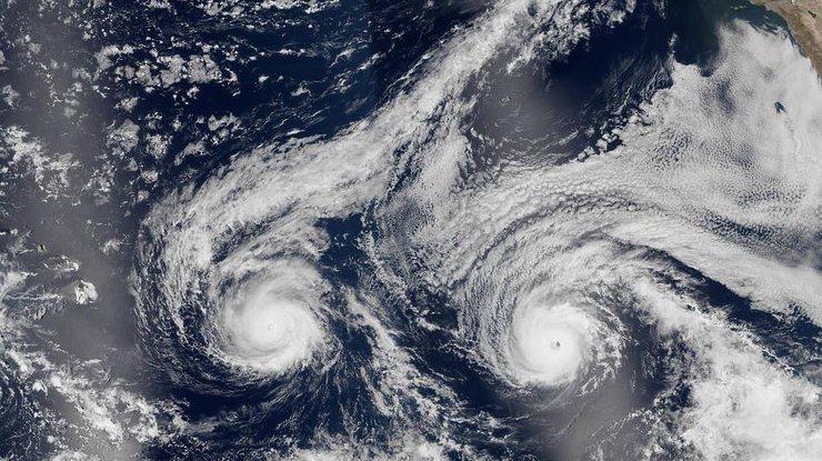 ураганов