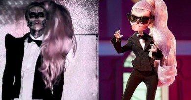 лялька Леді Гага