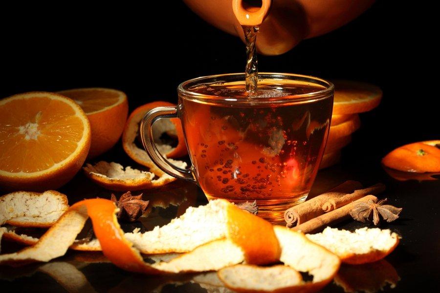 10 рецептів «осіннього чаю».