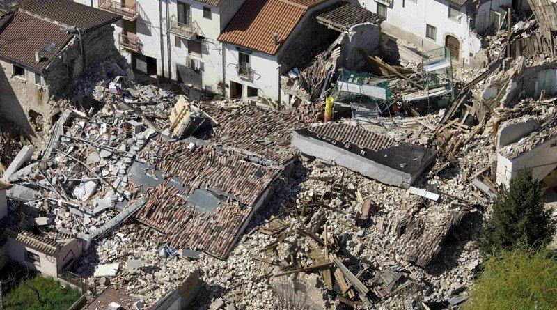 землетресение