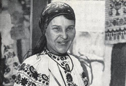 Марія Примаченко