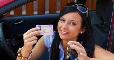 В Украине изменят порядок выдачи удостоверений водителям