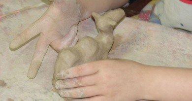 жива глина