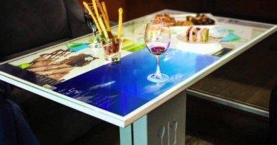 інтерактивний стіл