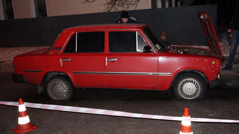 ВАЗ 2101_полиция