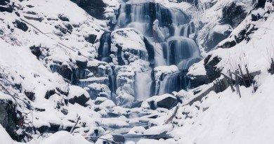 чудо-водопад