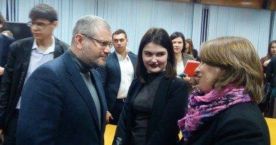 Александр Вилкул_молодежь