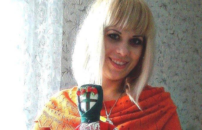 Альона Устименко
