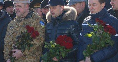 Гліб Пригунов_покладання квітів