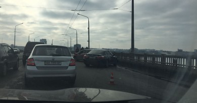 ДТП Новый Мост