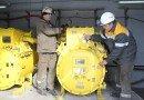 Электропитание к подземному оборудованию подаётся по двум ячейкам