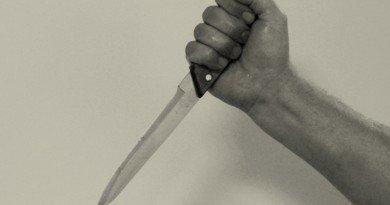 На Дніпропетровщині з ножем напали на жінку(Фото)