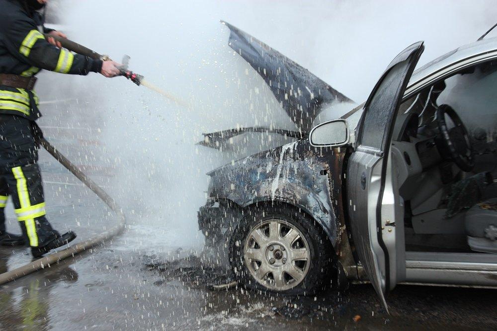 пожежа авто_Запорізьке шосе