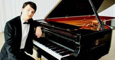 піаніст Адріан Ерп