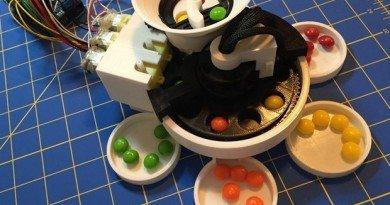 сортировка конфет