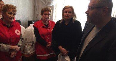 Александр Вилкул_Красный Крест