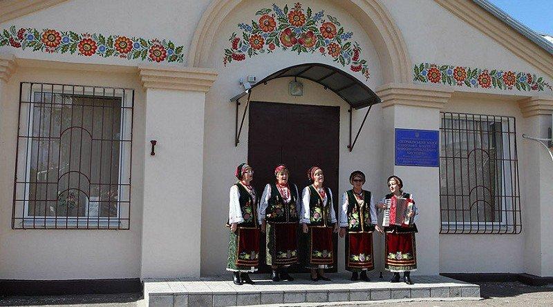 Петриківський музей етнографії