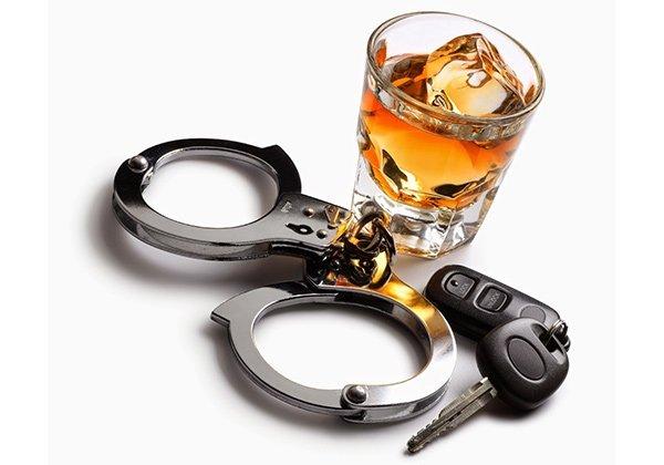 нарушение правил ПДД _алкоголь