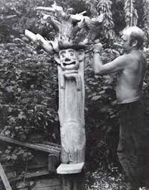 резчик по дереву