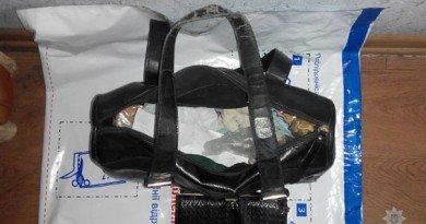крадій сумок