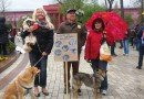 марш в защиту животных