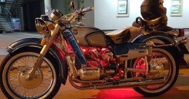 мотоциклы Dnepr Vintage
