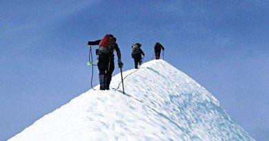 испанец покорил Эверест