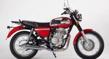мотоциклы Ява