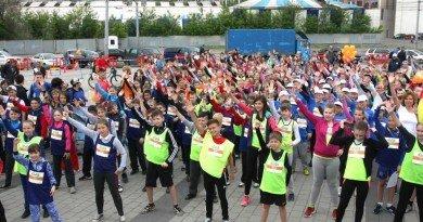 чемпіонат міста з дитячої легкої атлетики